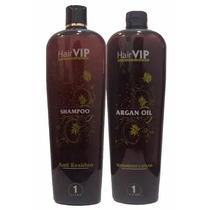 Hair Vip Professional Progressiva E Plastica De Fios