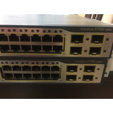 Switch Cisco 3750g 24 Ports