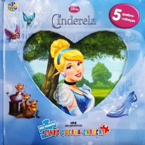 Cinderela - Meu Primeiro Livro Quebra-cabeças