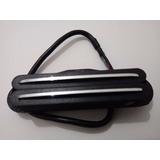 Microfono Pastilla Hot Rails Mini Humbucker Set X 3