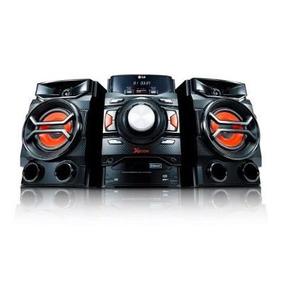 Equipo De Sonido Minicomponente Lg Cm4350 260w