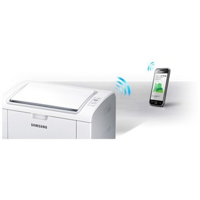 Impressora Laser Samsung 2165 Com Toner 1 Ano De Garantia