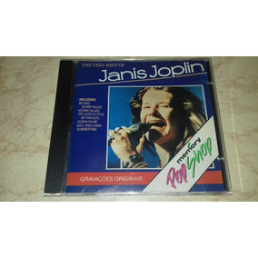 Cd Janis Joplin The Very Best Of Janis Joplin