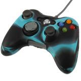 Protector Control Xbox 360 Silicona Camuflaje Zona Tech