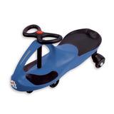 Carrinho Gira Gira Brinquedo Ecocar Plasmacar Azul Triciclo
