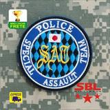 Patch Policia Especial Do Japão