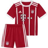 Conjunto Bayern Munich Titular Para Niños adidas 2017/18