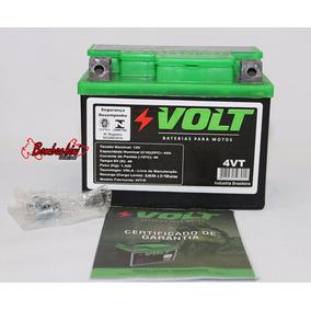 Bateria Moto 12v 4vtx Volt Jog 50c Wr 250f Xf50 Biz C100 Es