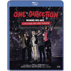 One Direction: Where We Are - Blu-ray