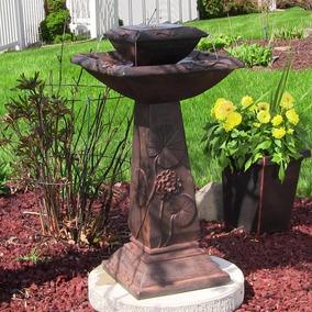 Fuentes Decorativas Fuentes Para Jardin Fuentes Danzarinas En - Fuentes-ornamentales-para-jardin