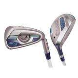 Golfargentino Set De Hierros Ping G Le Lady H4 H5 / 6 Al Sw