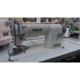 Máquina De Costura Reta Siruba L818 C/ Garantia + Brindes