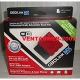 Escaner Obdlink Obdii Scantool Compatible Cualquier Vehiculo