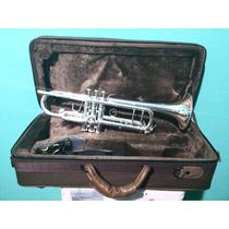 Trompete Vicent Bach Profissional Pequena Avaria Fret Grátis