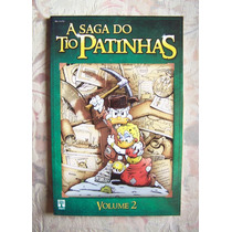 Especial A Saga Do Tio Patinhas - Volume 2