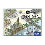 Key To The City London Juego De Mesa Con Losetas