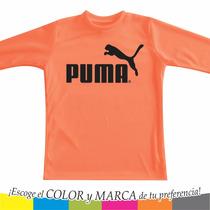 Buzo Lycra Caballero Dama Adidas Nike Puma Under Armour