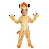 Disfraz Kion Hijo De Simba Disney La Guardia Del Leon