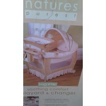 Corral Para Bebés Importado Marca Natures Purest