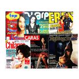 Lote De 6 Revistas Ximena Sariñana + Envio Gratis