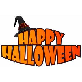 Painel De Festa Halloween 4-150x100cm