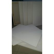Combo 8: 10 Bastidores Entelados De 50x70 Listos Para Pintar