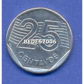 Brasil - Moeda 25 Centavos Fao - 1995