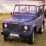 Manual De Taller Español Land Rover Santana Serie Iv