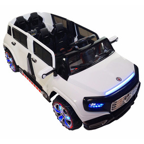 Two-seater 4-door Premium Ride On Electric Toy Car - 12v