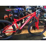 Bicicleta Mtb Haro Flightline Rodado 26, Cuadro Aluminio.