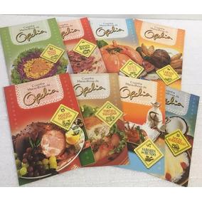 Coleção Completa Cozinha Maravilhosa Da Ofélia 8 Volumes