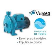 Bomba Centrifuga Vasser 3/4 Hp Hidraulica Rubber
