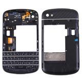 Para Blackberry Repuesto Tapa Carcasa Completa 3 1 Q10