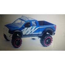 Lote De 9 Camionetas Hot Wheels Pickup Toyota, Bronco, Dodge