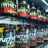 Nitro Tech Whey Gold 6lbs $3700, Gold Standar 5lbs $3600