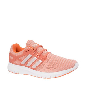 Tenis Running Mujer adidas Color Coral Textil Im797