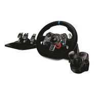 Volante Logitech G29 Com Câmbio Para Playstation 4 Ps3 Pc