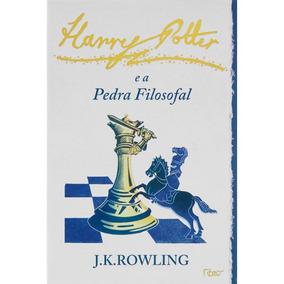 Livro Edição Especial Harry Potter E A Pedra Filosofal Novo