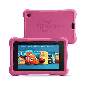Fire Hd 8 Kids Edition -32gb Pink - Sin Caja - Kindle Amazon