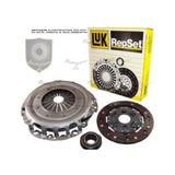 Kit De Embreagem Luk Ford F1000 Mwm Td229-e4c Turbo Diesel