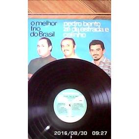 Lp De Vinil Pedro Bento,zé Estrada & Celinho (raríssimo)1971