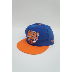 db348dc050b89 Gorra Plana Snapback New York Knicks Ajustable