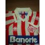 Camisa Náutico Antiga 1989 Banorte Marca Campeã - 90