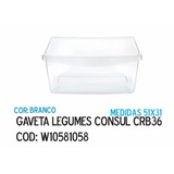 Gaveta Legumes Do Refrigerador Consul Crb36