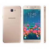 Samsung J5 Prime Dorados Nuevos Libres Funda Y Templado