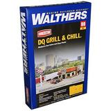 Walthers, Inc. Juego De Parrilla Y Enfriamiento Dq, 7-1 /...