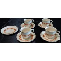 Tazas De Café Porcelana Inglesa.