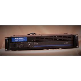 Som, Aúdio, Amplificador Unic Zx200 Profissional
