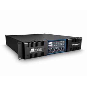 Amplificador Machine 4.8 Sd Series
