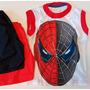 - spiderman hombre arana manga corta verano avengers tipo marvel